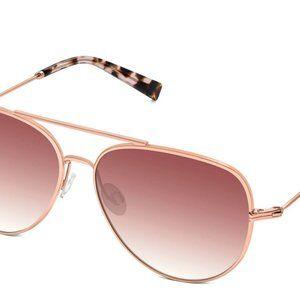 Warby Parker: 'Raider' Aviator Sunglasses